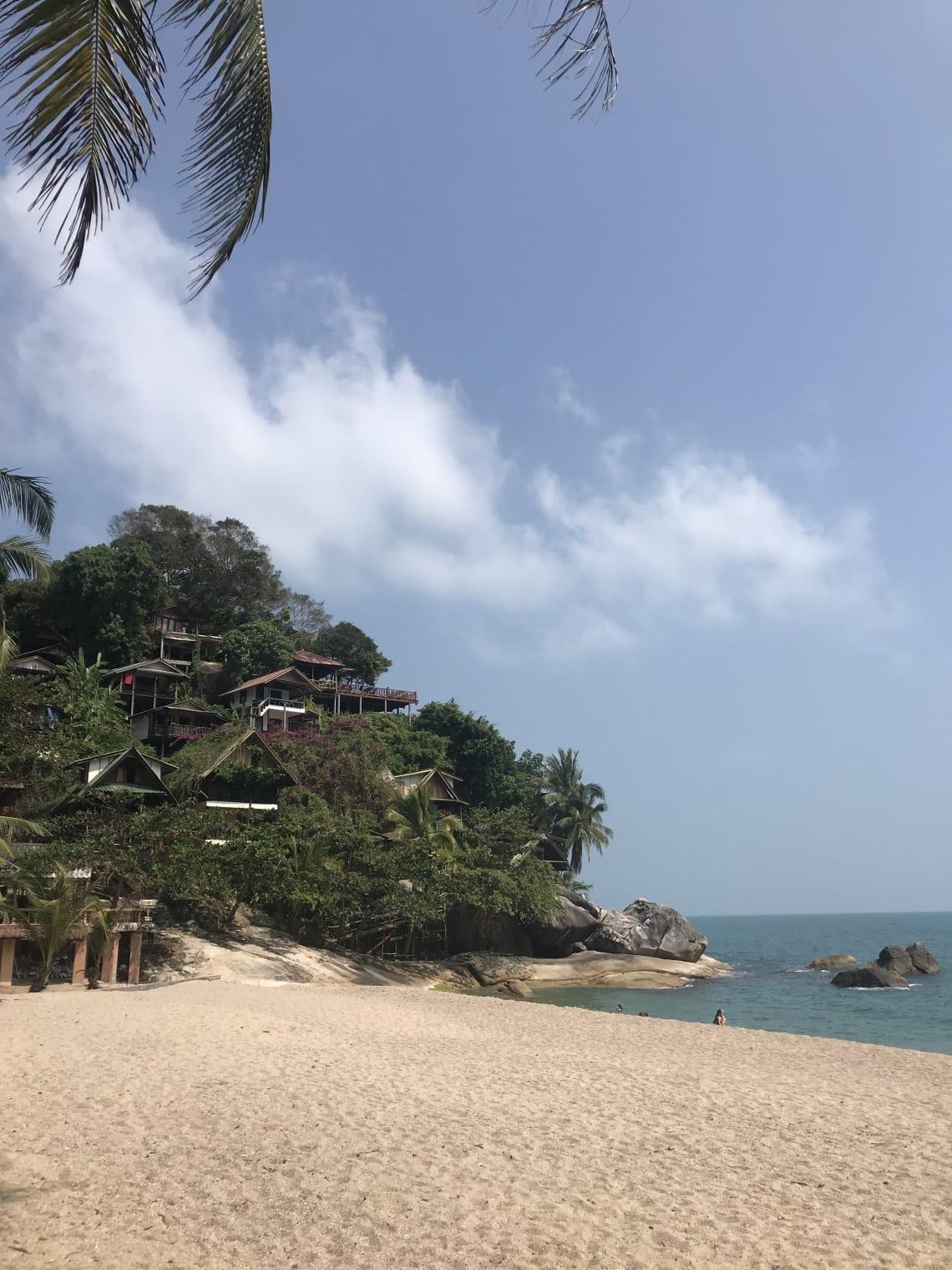 Haad Sadet Beach, Koh Pha-ngan, Thailand