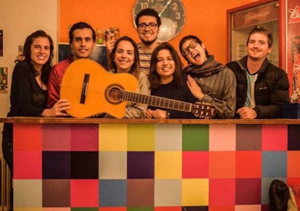 Los mejores anfitriones Worldpackers para voluntariar en el 2018 - Ananta hostel bar - Córdoba Argentina