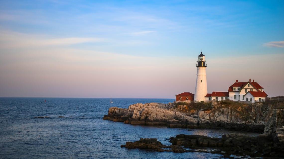 USA travel guide: Maine
