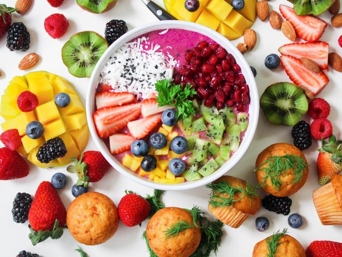 Como se alimentar bem: frutas