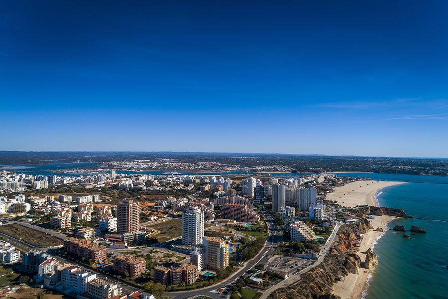 Viagem para Portugal: Pedra da Rocha, em Portimão