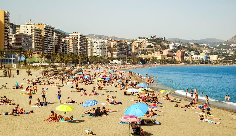 Praia de Malagueta