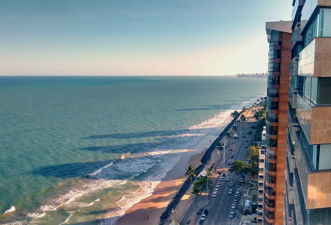 Passeios no Recife: Praia de Boa Viagem