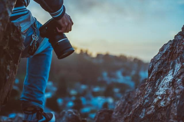 Aprender fotografia para ganhar dinheiro enquanto viaja