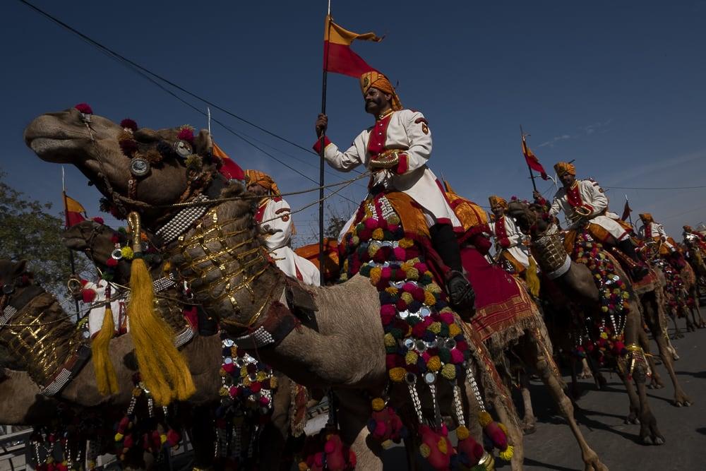 10 Cosas para hacer en Jaisalmer, India - Festival del desierto Jaisalmer - Worldpackers
