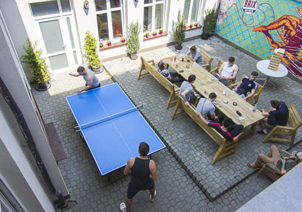 Brix Hostel - Praga, República Checa