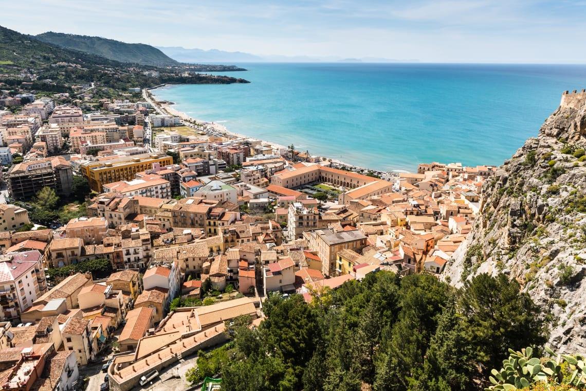 Italy destinations: Cefalu, Sicily