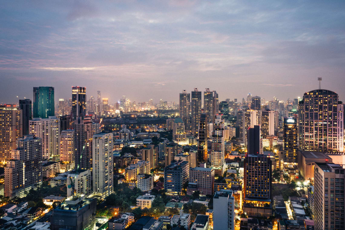 Best places to visit in Thailand: Bangkok