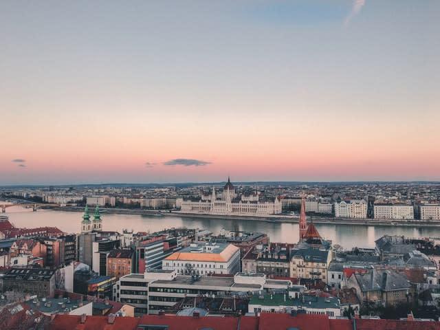 Cidades mais baratas da Europa para ser nômade digital: Budapeste, Hungria