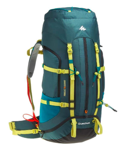 Quechua Easyfit Men's 70 Litre Backpack