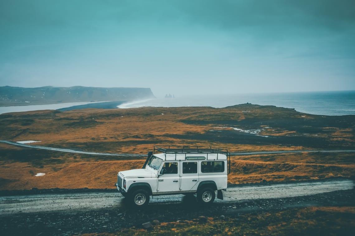 Roaming Iceland