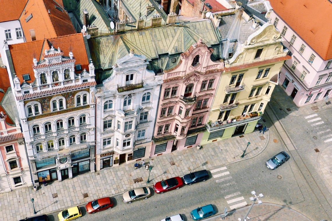 Places to travel in your 20's on a budget: Czech Republic