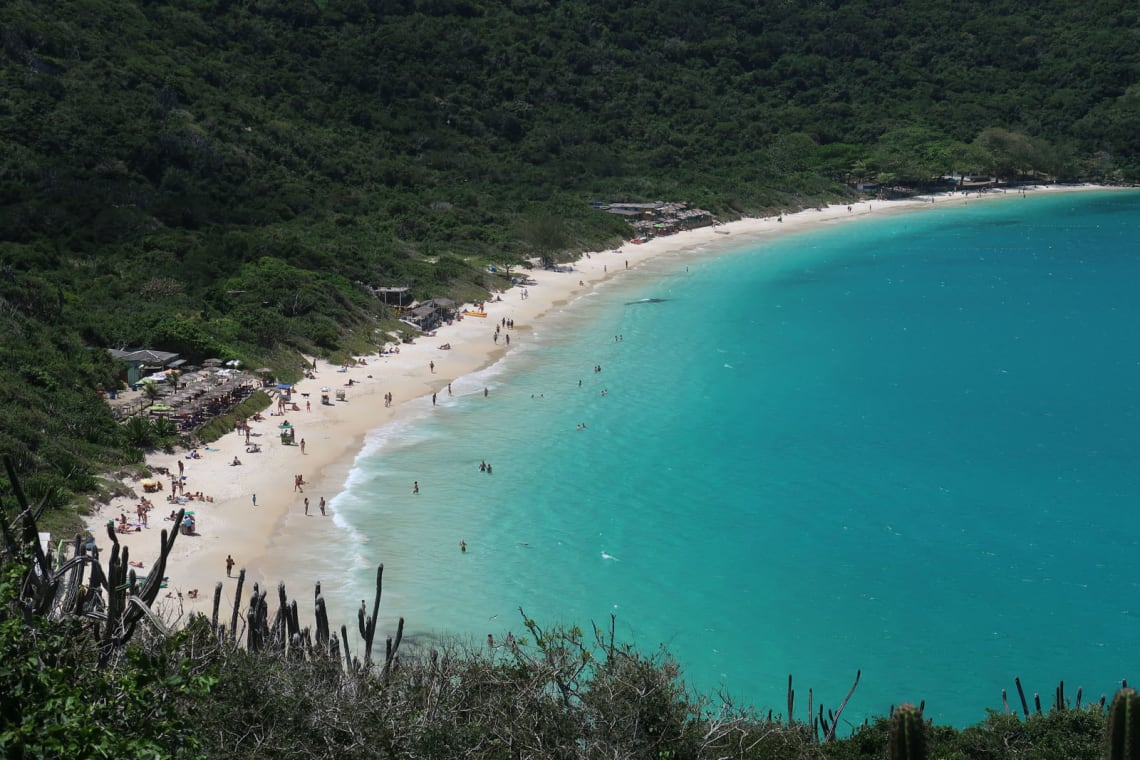 Todo lo que debes saber para viajar barato en Brasil - worldpackers - playas en brasil