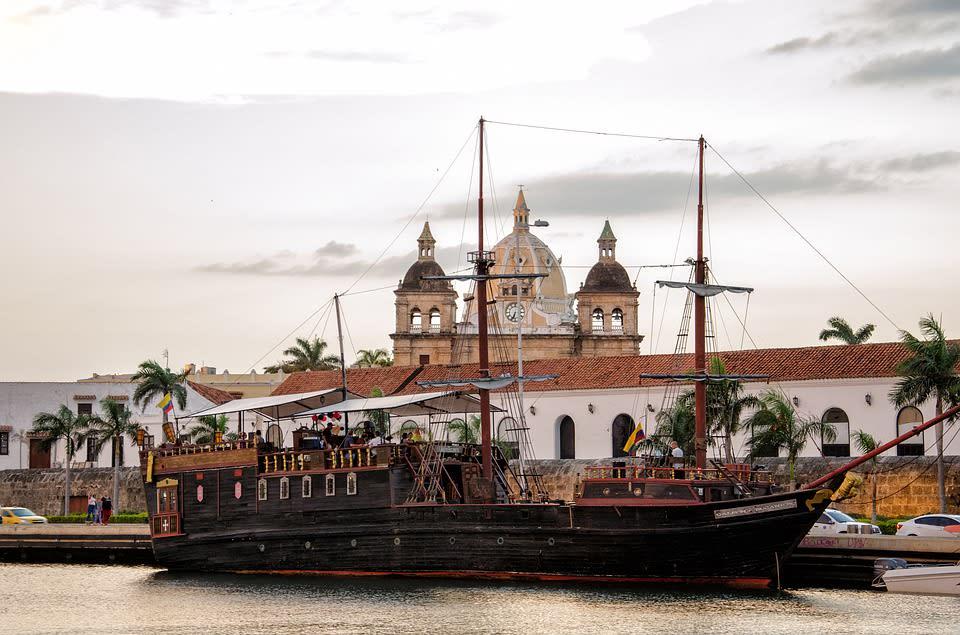 Ruta para viajar por Colombia - Cartagena de Indias - Worldpackers