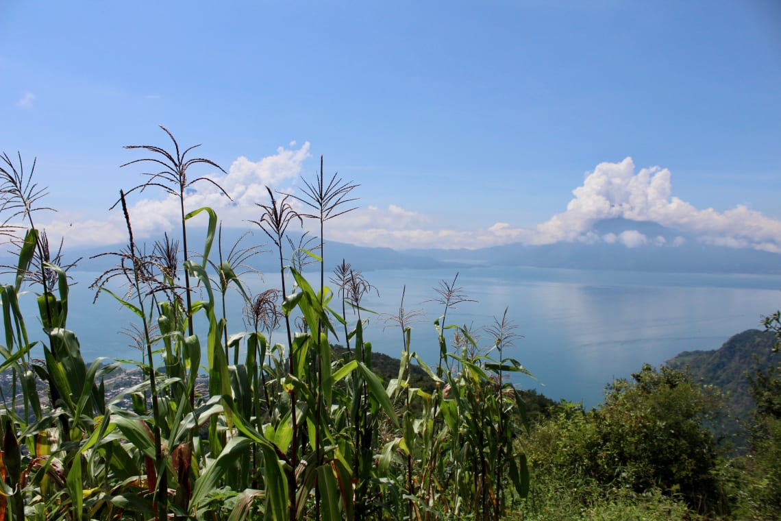 Best things to do in Lake Atitlan: go hiking