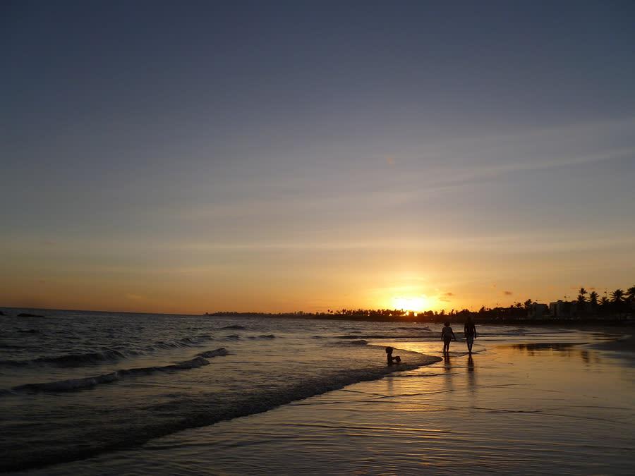 Pôr do Sol emItapuã