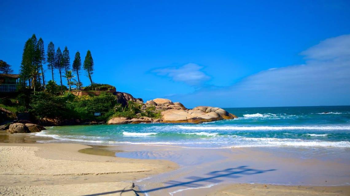 Playa Joaquina, Florianópolis