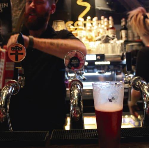 Guía para visitar Bruselas, Bélgica - Worldpackers - cervecerías en bruselas