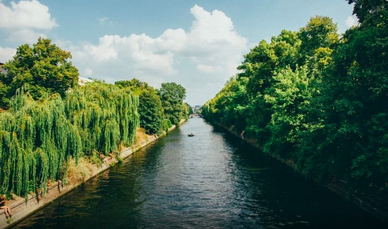 Things to do in Berlin: Landwehr Canal