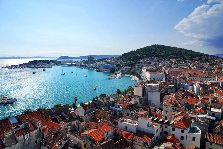 Cidades baratas para viajar na Europa: Split.
