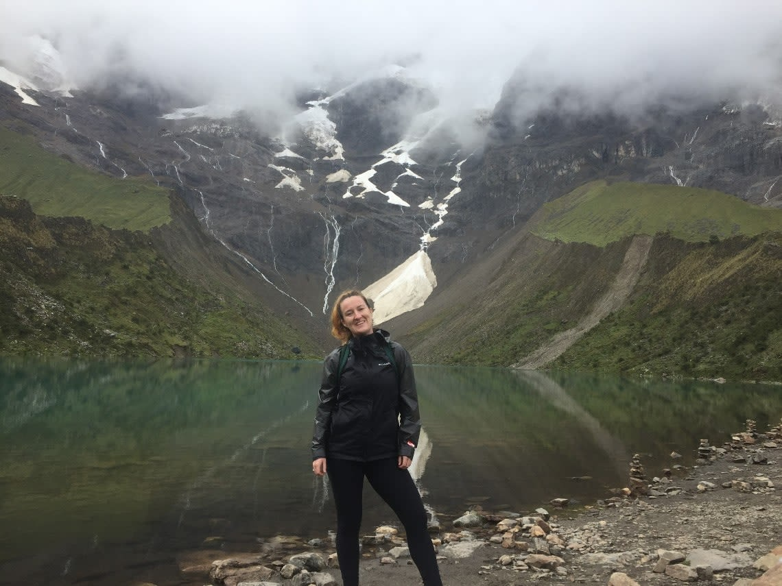Lake Humantay, Andes Mountains, Peru