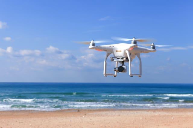 Drones são a nova onda na produção de vídeos