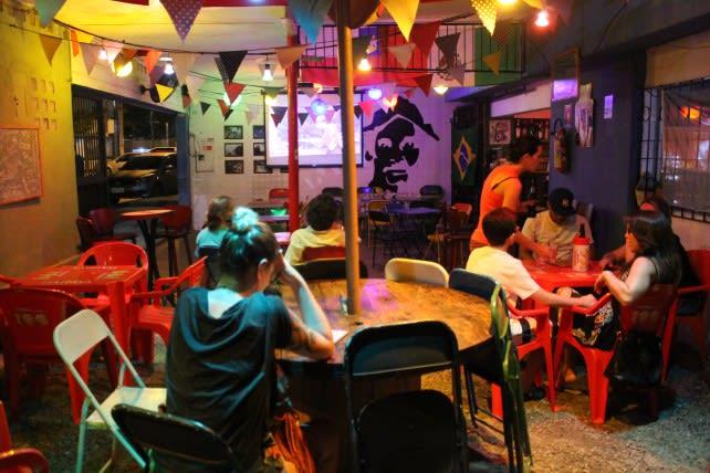 Hostel com voluntariado em Recife