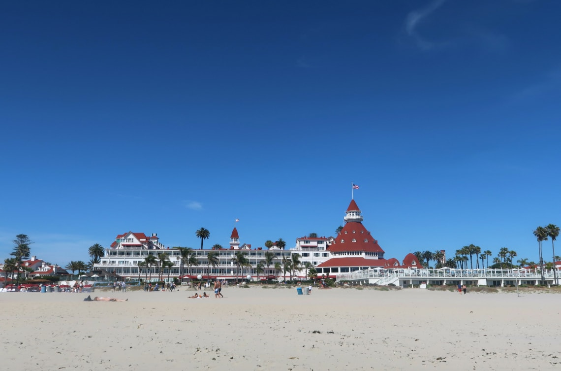 Onde ficar em San Diego: Coronado