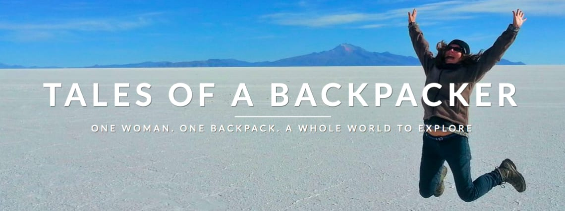 Best digital nomad blogs - Tales of a Backpacker