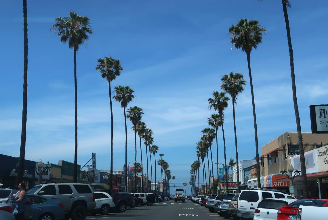 Onde ficar em San Diego: Ocean Beach