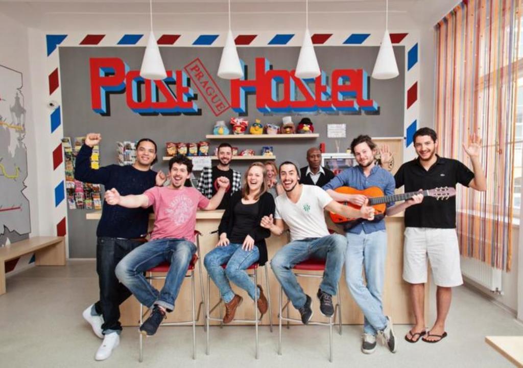 Los mejores anfitriones Worldpackers para voluntariar en el 2018 -Post Hostel Prague - Praga, República Checa