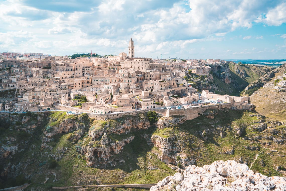 Italy destinations: Matera, Basilicata
