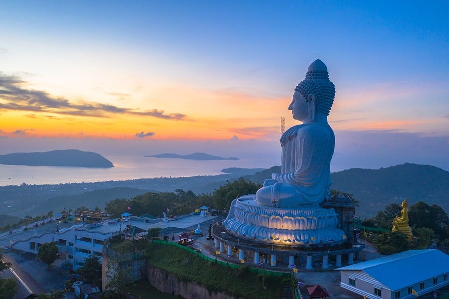 Mochilão Tailândia: Phuket