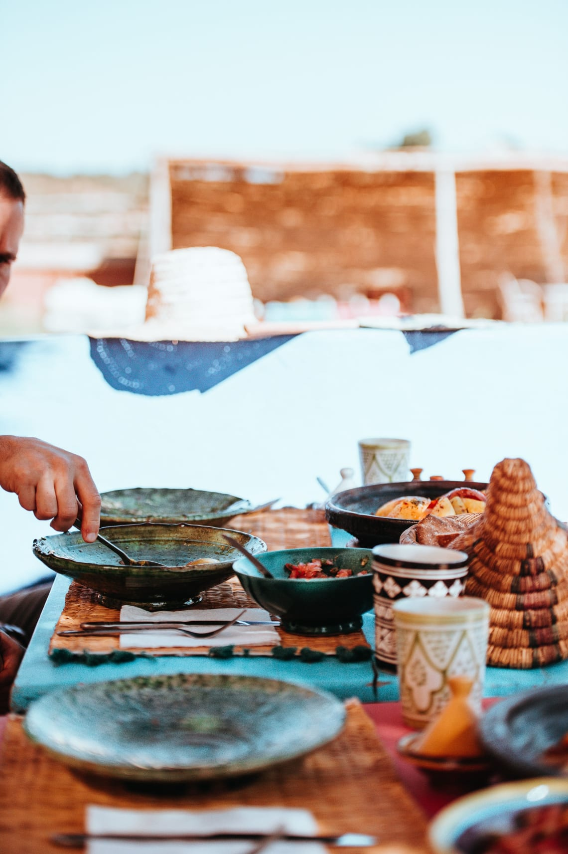 Local Moroccan Cuisine