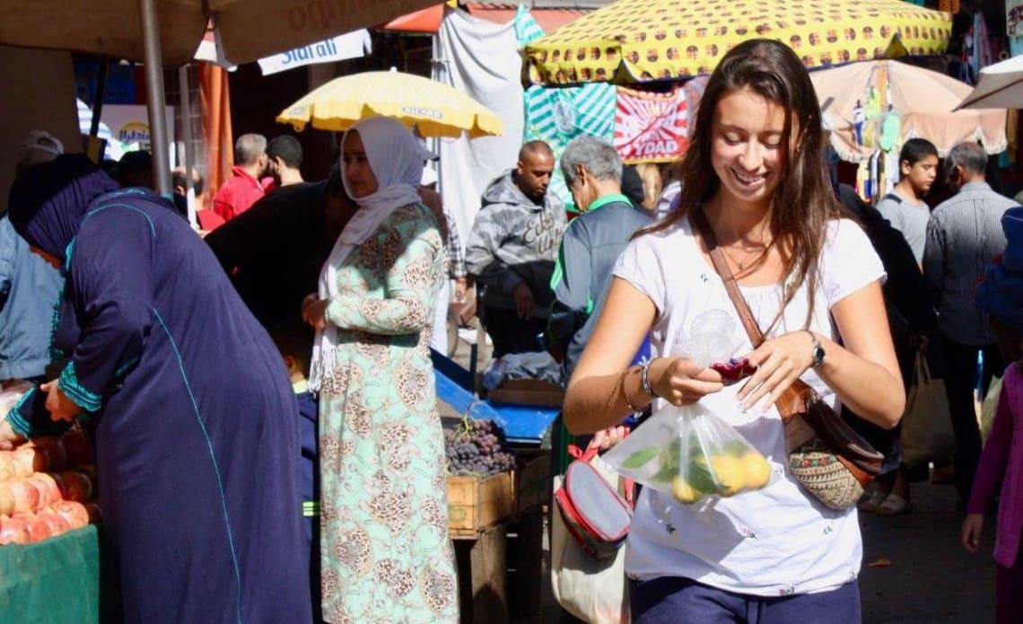 Todo lo que debes saber antes de viajar sola a Marruecos - voluntariado en marruecos con worldpackers