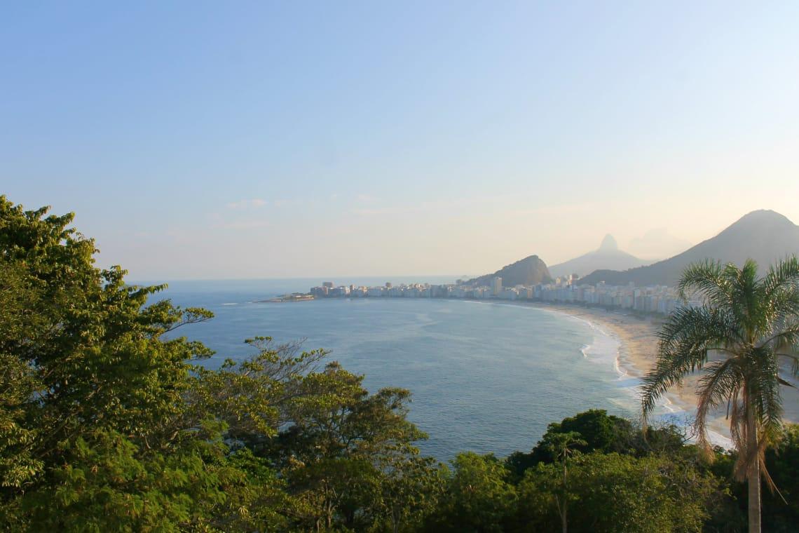 Passeios gratuitos no Rio de Janeiro: Forte do Leme