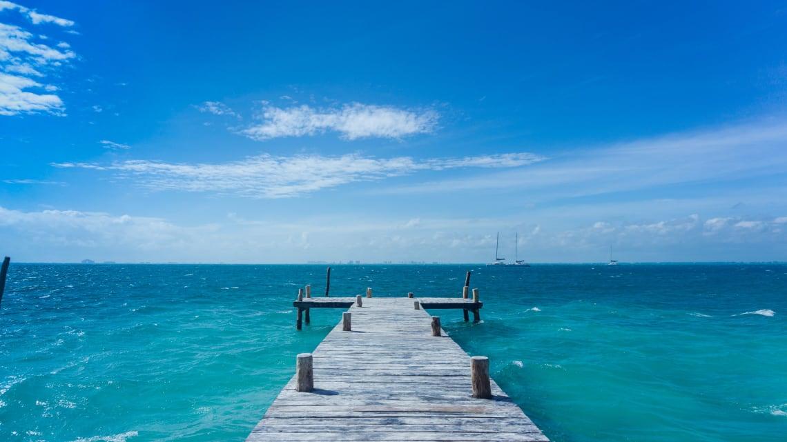 Isla Mujeres é um dos paraísos que o México guarda