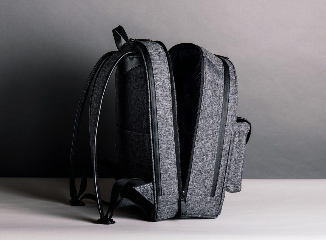 Cómo elegir una mochila de viaje - Worldpackers - mochila nomatic travel bag