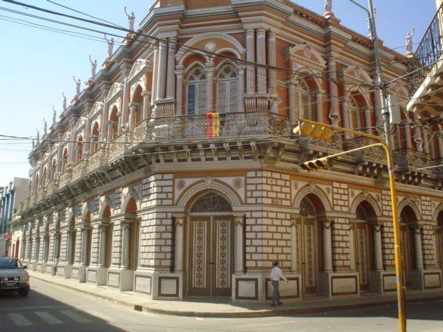 Las mejores cosas que hacer en Tarija y alrededores - Worldpackers - la casa dorada de Tarija