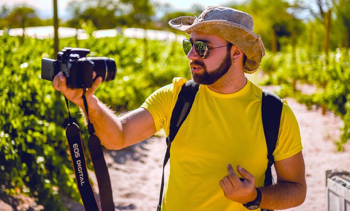 Produzir vídeos com depoimentos