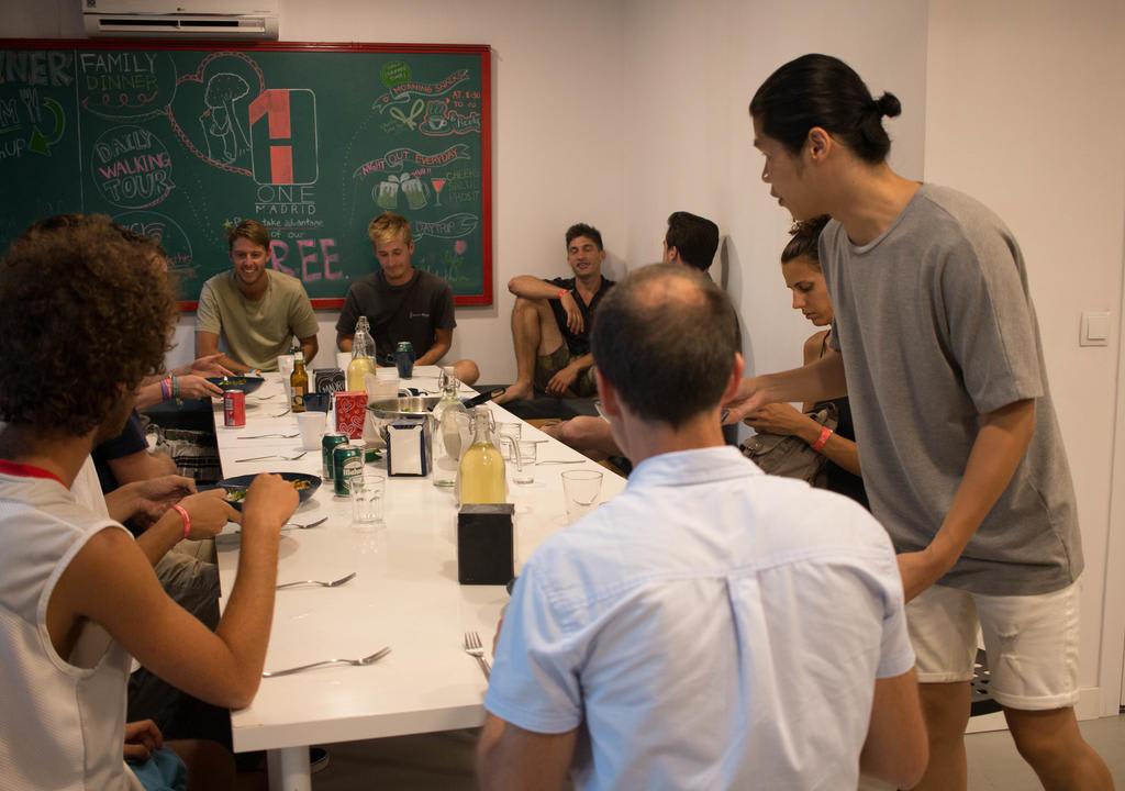 Mi experiencia como voluntario en el Hostel One en Madrid - Worldpackers