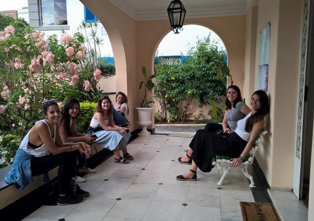 Los mejores anfitriones Worldpackers para voluntariar en el 2018 - Graja hostel Rio de janeiro Brasil