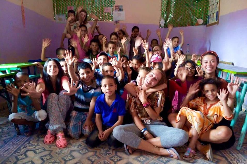 Todo lo que debes saber antes de viajar sola a Marruecos - haciendo voluntariado en marruecos con worldpackers