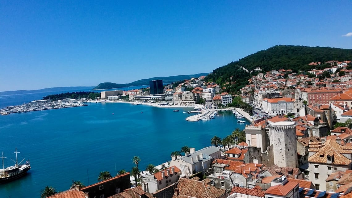 split, Croatia travel