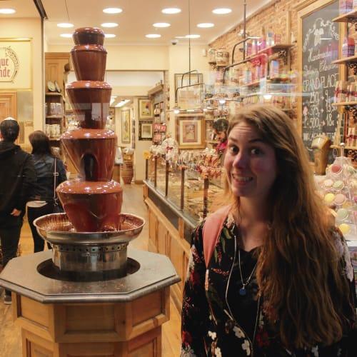 Guía para visitar Bruselas, Bélgica - Worldpackers - chocolaterías en bruselas
