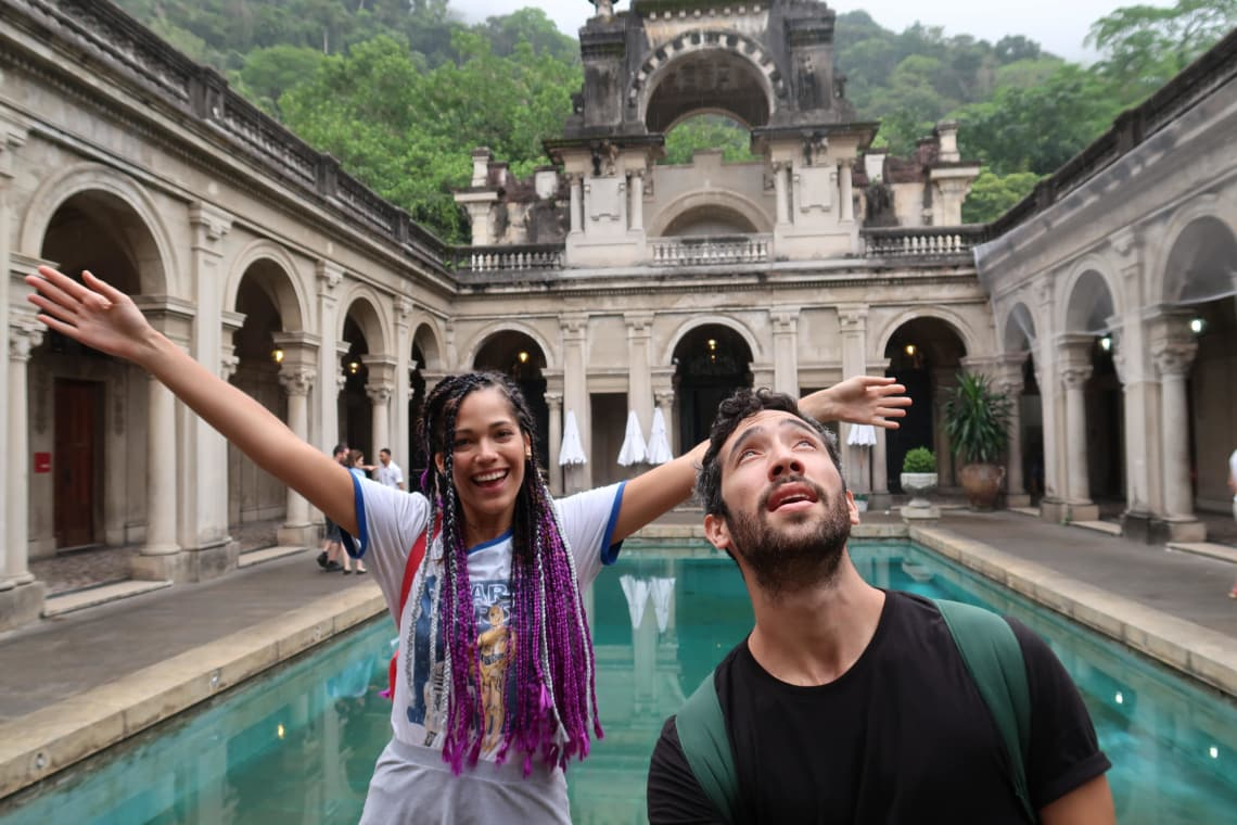 guia-para-viajar-a-rio-de-janeiro - El arque Lage - Worldpackers