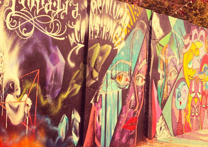 Cosas que hacer en Sao Paulo: trucos paulistas - Worldpackers - arte callejero en sao paulo