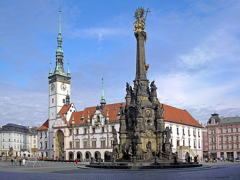 Best cities to visit in Czech Republic: Olomouc