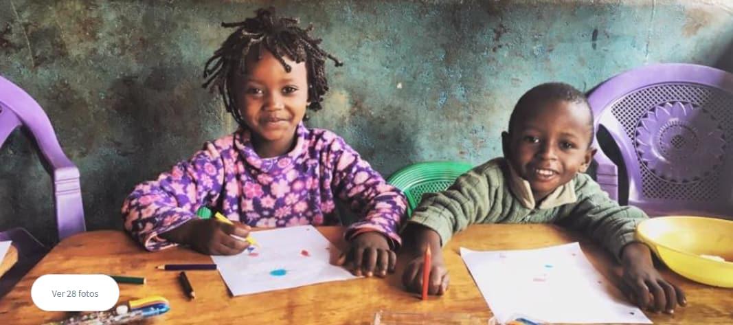 voluntariado en una escuela en Kenia - Worldpackers