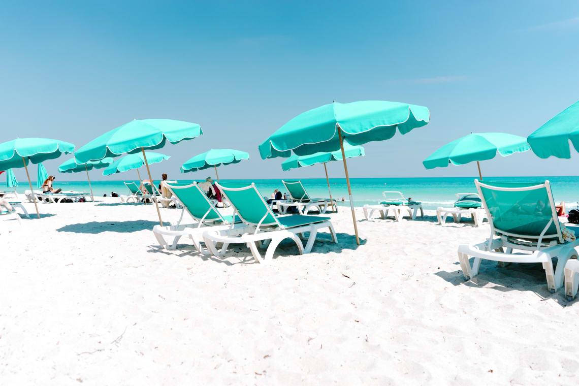 Best spring break destinations in the US: Miami, FL